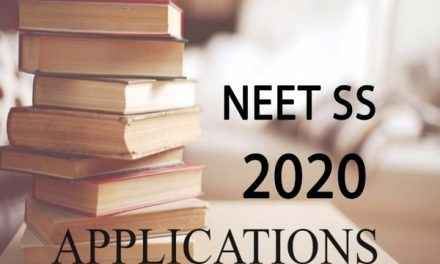 NEET SS 2020: Online application submission begins, how to apply