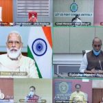States can play important role in Covid fight, Modi tells CMs during COVID-19 review meeting