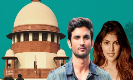 Supreme Court orders CBI investigation in Sushant Singh Rajput's death case?
