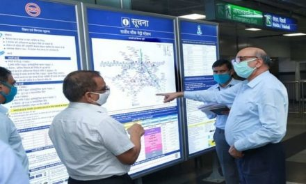 Delhi Metro services may resume as DMRC chief inspects Rajiv Chowk Metro station