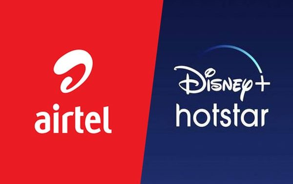 Airtel Rs. 448, Rs. 499, Rs. 599, and Rs. 2,698 Prepaid Plans Now Bundle Disney+ Hotstar VIP Subscription
