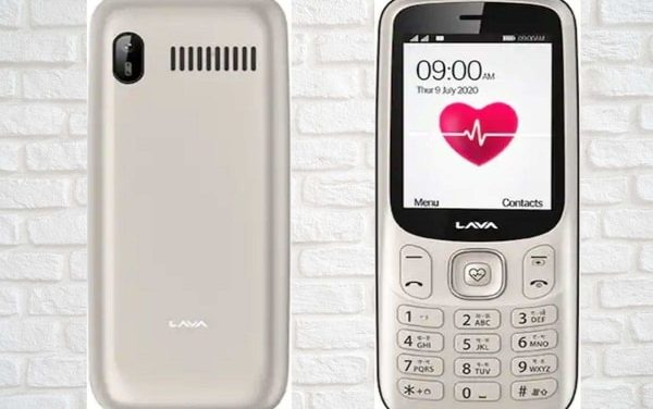 Lava Pulse feature phone has heart rate and blood pressure monitor, price Rs 1,949