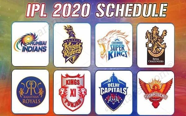 IPL 2020 Schedule announced: Check the list of Teams, Dates, Venues, Time Table,