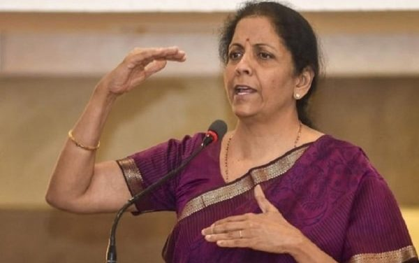 FM Nirmala Sitharaman launches doorstep banking services for public sector banks
