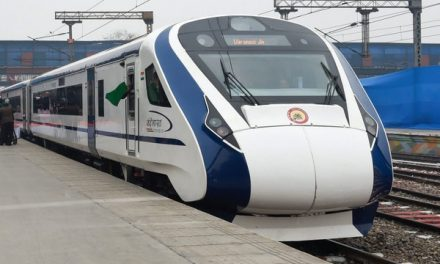 India's first semi-high speed Vande Bharat Express resumes service