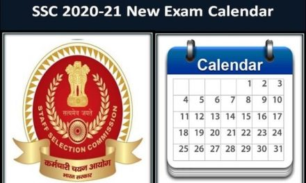 SSC exam schedule of JE, CGL & others for Bihar candidates released- check schedule