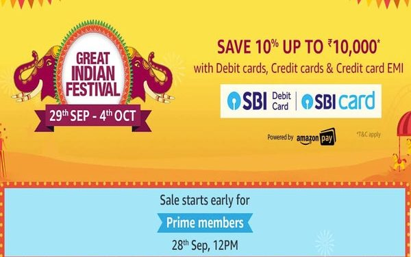 Amazon Great Indian Festival, Flipkart Big Billion Days Sales: Here are the top deals and offers previewed so far