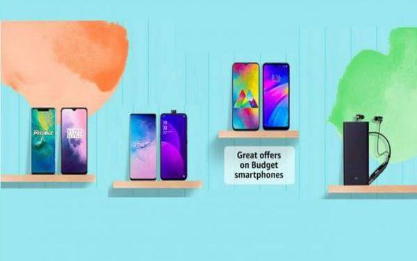 10 smartphone deals under Rs 10,000 in Flipkart and Amazon sale