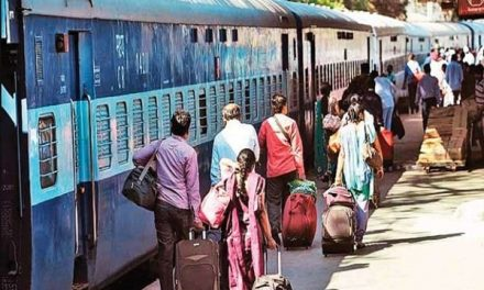 Indian Railways to operate 416 festival special trains from tomorrow