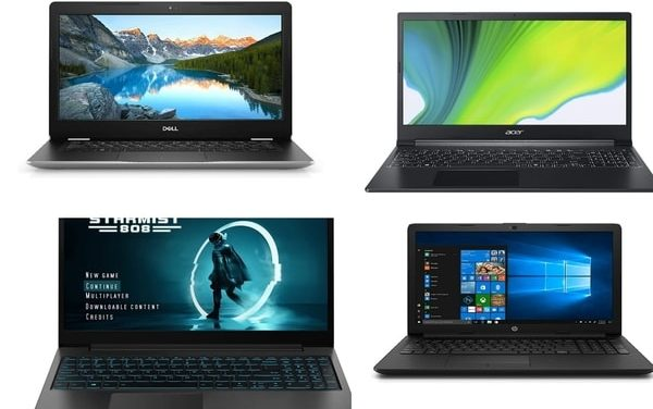 Best laptop deals today at Amazon Great Indian Festival and Flipkart Big Billion Days Sales
