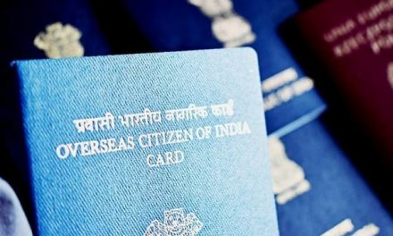 Visa rules eased; OCI, PIO card holders can visit India, not for tourism