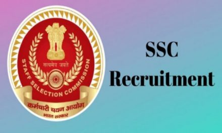 SSC JE, Steno Recruitment 2020: Important notice released for candidates