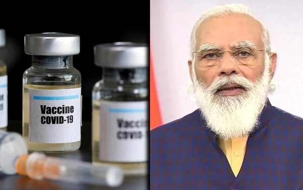 PM Modi says all Indians will get vaccine, expert group to monitor distribution through 28,000 points
