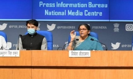 FM press conference LIVE Updates: here are the key points.