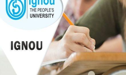 IGNOU December TEE 2020 application deadline extended till 31 Dec; Know how to register