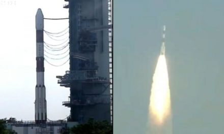Isro launches India's 42nd communication satellite CMS-01