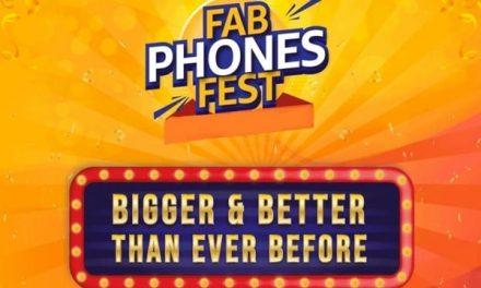 Amazon Fab Phones Fest live: Discounts on Apple, Samsung, OnePlus, Xiaomi phones