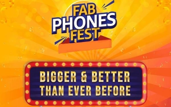 Amazon Fab Phones Fest live: Discounts on Apple, Samsung, OnePlus, Xiaomi phones