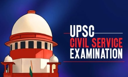 UPSC exam: SC asks Centre to consider if one-time relaxation can be given on age limit