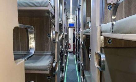 IRCTC latest news: Railways rolls out first AC 3-tier economy class coach