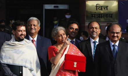 FM Sitharaman to address post-Budget RBI board meeting on Feb 16