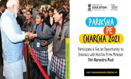 Pariksha pe Charcha 2021: PM Modi to interact with students, parents and teachers online. Know how to participate and other details.