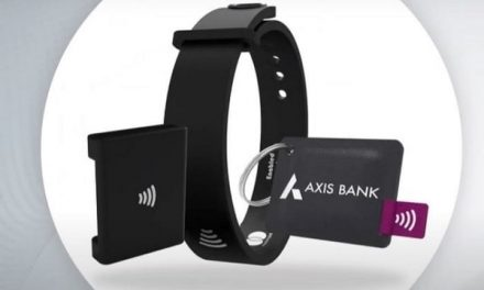 Axis Bank launches contactless wearable payment devices at Rs. 750