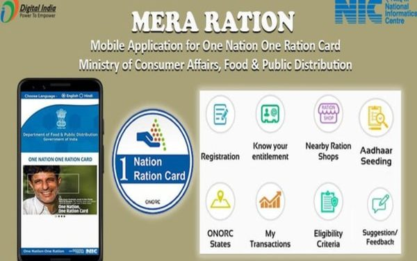 Govt launches 'Mera Ration' app: Know how to download, its uses and features