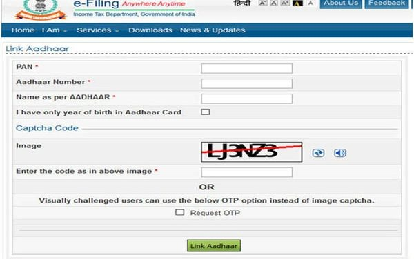 PAN card will become inoperative, if you don't link it with Aadhaar before April 1: Here's how to do it.