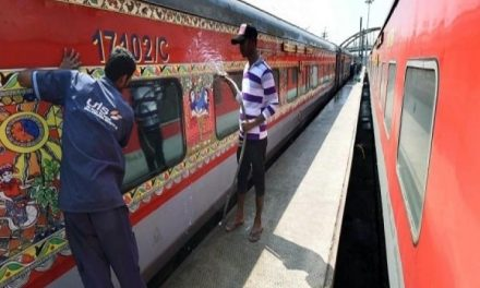 IRCTC Latest News: Passengers not allowed to charge phones, laptops in trains at night: Railways