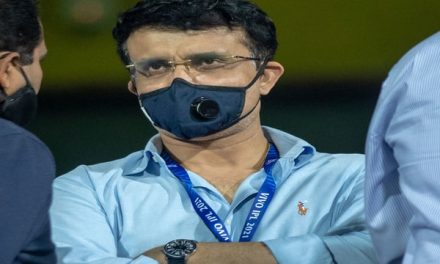 Remaining IPL 2021 games can't be played in India: BCCI chief Sourav Ganguly