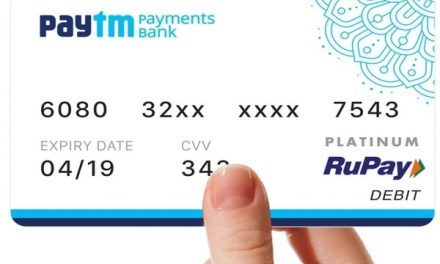 Paytm Payments Bank to now issue physical Visa debit cards