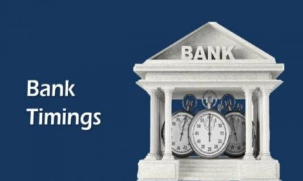 Bank hours changed! visiting nearby branch? details here