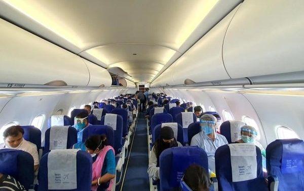 Negative RT-PCR report with qr code now mandatory for international flight passengers