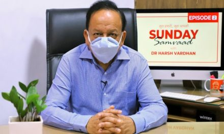 From 'paper-based to paper-less': Harsh Vardhan launches 'revamped' health schemess