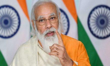 PM Narendra Modi to address nation at 5 pm today