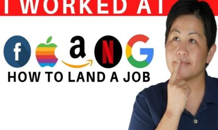 How to get a job in FAANG companies – Facebook, Amazon, Apple, Netflix, and Google