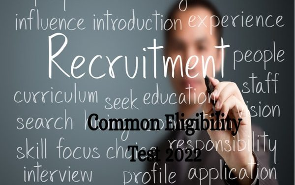 Common Eligibility Test for govt job aspirants to be conducted from early 2022: Details here.