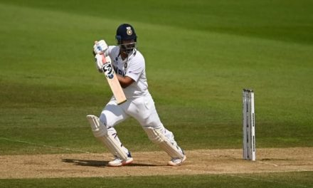 Rishabh Pant tests positive for Covid-19 in England, quarantined