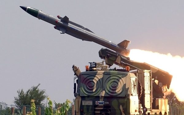 DRDO successfully test-fires new-generation Akash surface-to-air missile