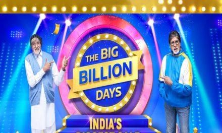 Flipkart announces Big Billion Days sale, teases discounts, offers