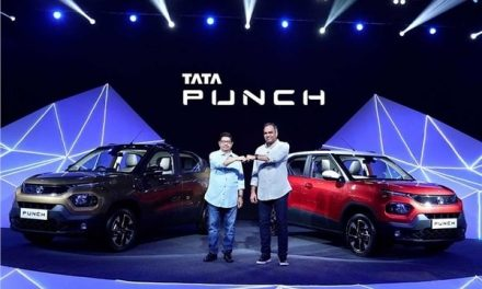Tata Punch launched in India at Rs 5.49 lakh: Details.